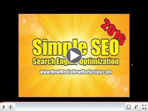 Simple SEO: Search Engine Optimization Made Simple