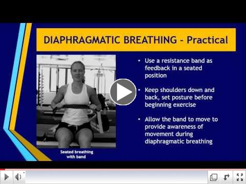 Diaphragmatic Breathing