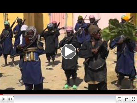 Fr�ttaumfj�llun um misbeitingu � b�rnum � v�gaferlum Boko Haram/ LIPTV