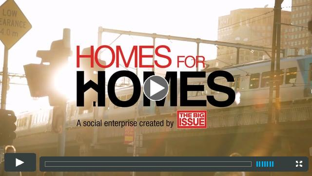 Homes for Homes featuring Jeff Roos.