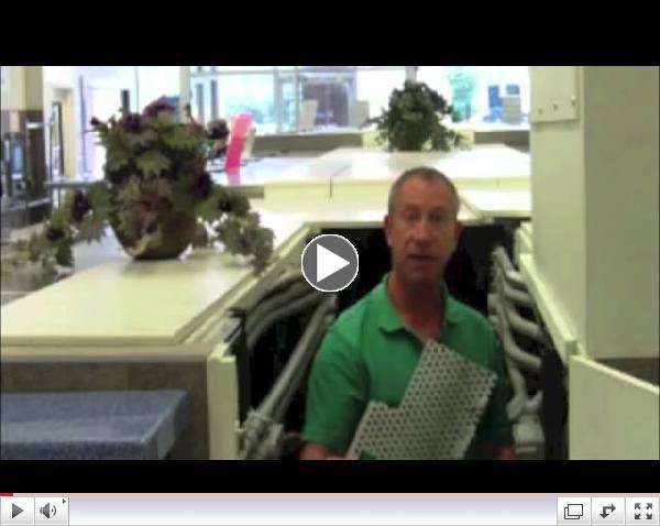 Drainage Basins in Laundromats - HK Laundry Video