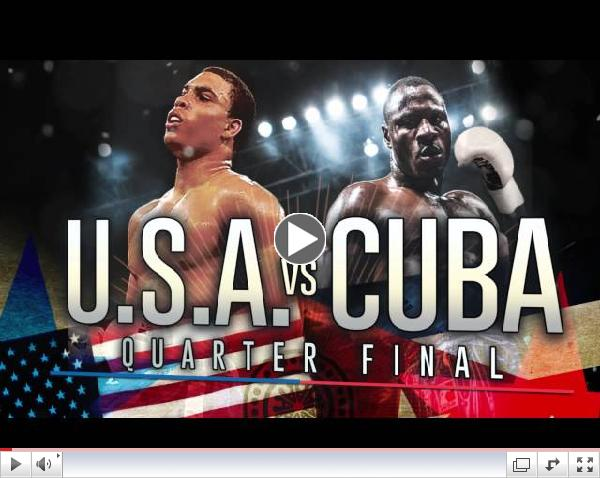 USA Knockouts vs CUBA Domadores April 12, 2014