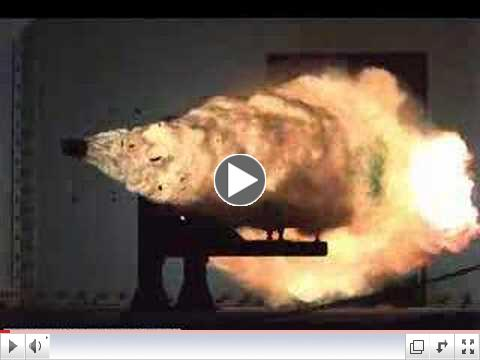 Navy's Record-Breaking Railgun Shot