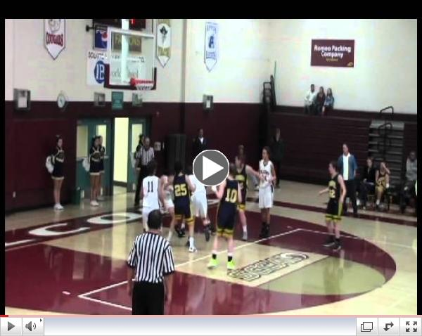 SCCAL Girls Basketball: Soquel at Scotts Valley 1/4/13