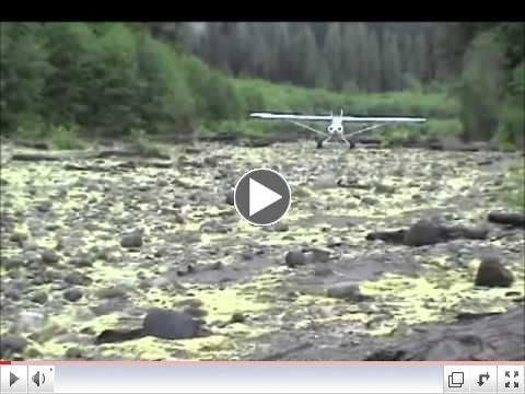 Bush Pilots in Alaska