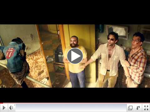The Hangover : Part 2 - Official Trailer [HD]