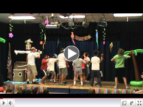 Fairmont Summer Camp Edgewood Talent Show Group 6