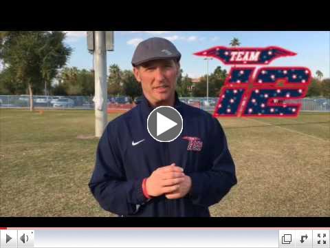 Coach Tom Demaio on Team12