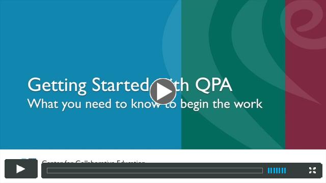 Getting Started with QPA