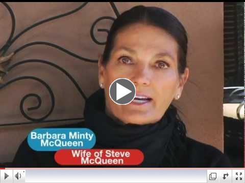 Barbara McQueen, widow of Steve McQueen, Speaks Out Against Asbestos