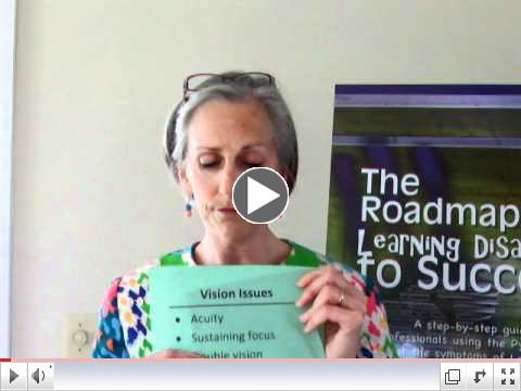 Vision Development: Causes of Learning Disabilities