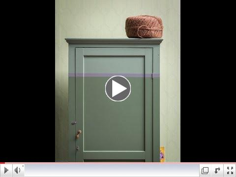 How to Paint a Wardrobe - Furniture Painting by Farrow & Ball