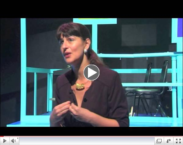 Finding Purpose: Marga Fripp at TEDxBethesdaWomen