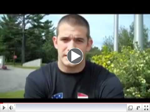 ?Ask an Athlete- Justin Olsen
