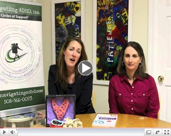 Navigating ADHD- Sit Still
