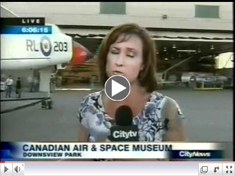 Save Canada's Aviation and Space Heritage Pt 2