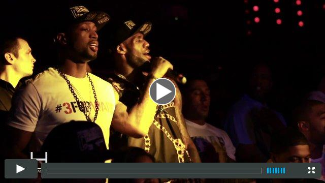 STORY Thursday w/ Lebron, D. Wade, Drake, Lil Wayne, Trey Songz, Jeezy and more.
