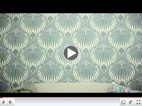 How to Hang Wallpaper Video