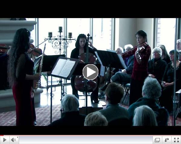 Carpe Diem String Quartet and Viviana Guzman