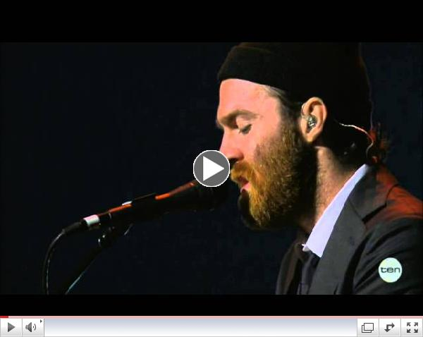 Chet Faker - Talk Is Cheap live at 2014 Aria Awards 26 November 2014