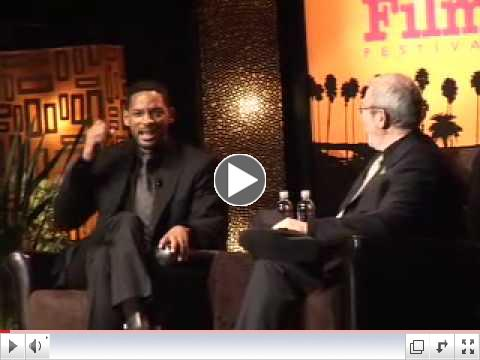Will Smith on the Power of Positive Thinking
