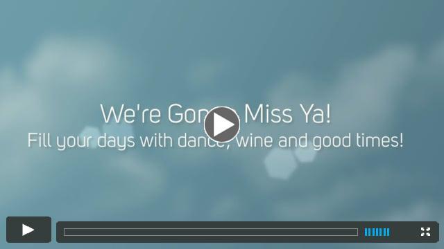 Thanks Kathy, We're gonna miss ya! (1080p)