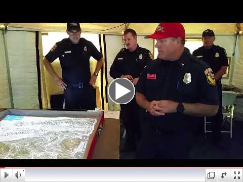 Cal Fire unveils new firefighting tech tool during Pawnee fire