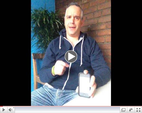 Jim Pagiamtzis sharing on Movember 2014
