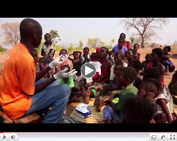 Invest In The Future; Defeat Malaria