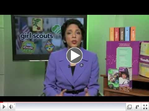 Interview With Anna Maria Chñvez, CEO of Girl Scouts