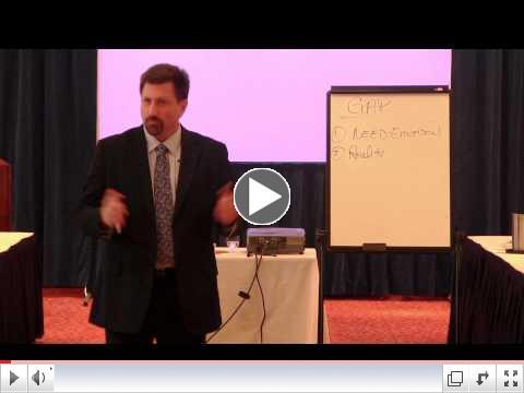 Sales Prospect Motivation & The Discovery Process - Important Sales Techniques