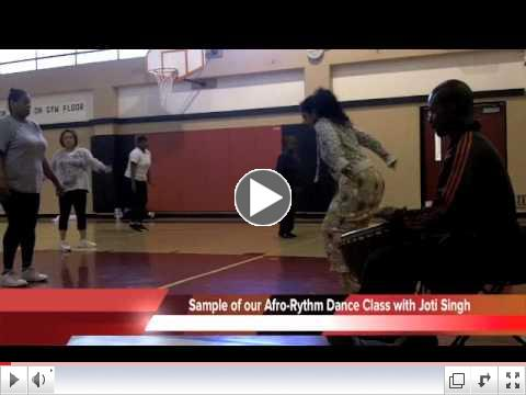 Dance Out Diabetes: Spring 2012 Update