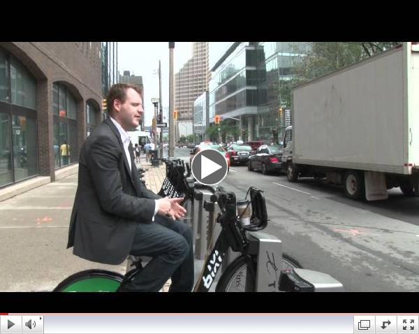 Business Profile - Bike Rental Services in Toronto, Alex J Wilson