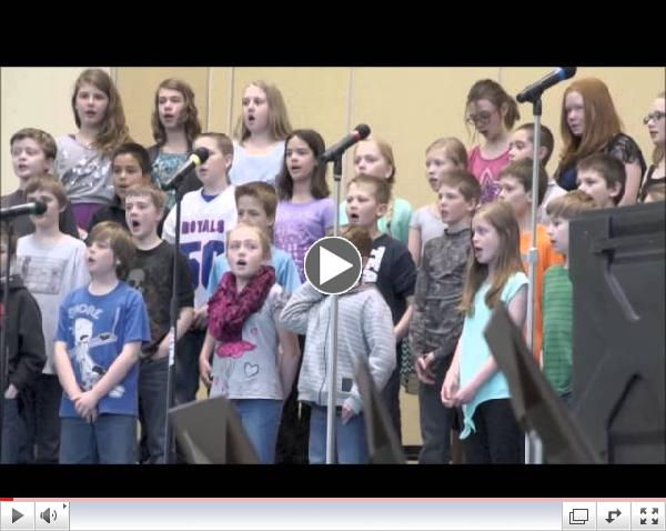 WMES 4th and 5th Grade Spring Concert Sampler
