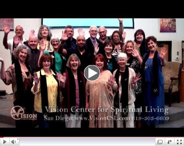 VISION: A Center For Spiritual Living