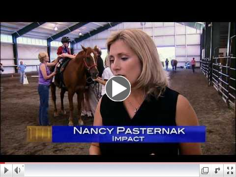 Ride On St Louis Participates in Hippotherapy & Cerebral Palsy Study at Washington University