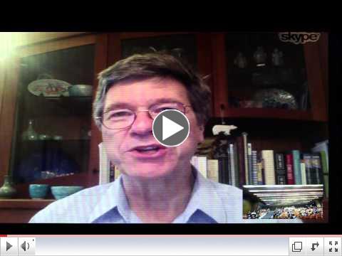 Jeffrey D. Sachs's Keynote at #WSF5_2015