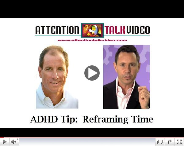 ADHD Tip: Reframing Time