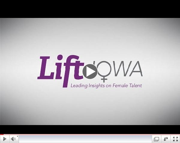 Connie Wimer and Janette Larkin introduce Lift Iowa.