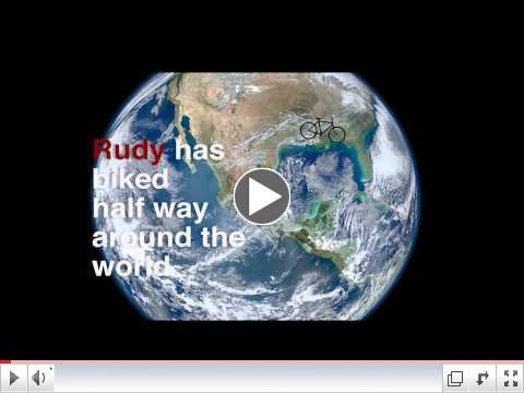 Rudy Down Under
