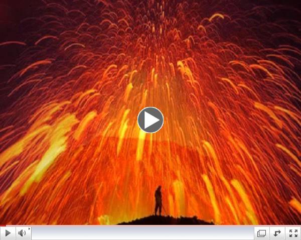 My Choice - Wagner: Pilgrims' Chorus (Peace, Volcanos & Fireworks)