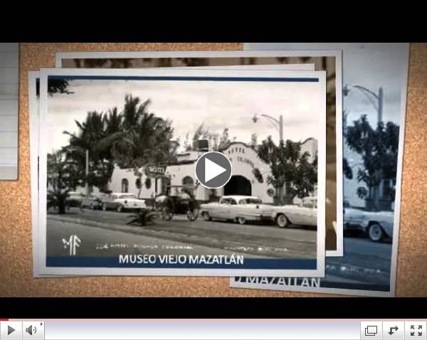 Historic Mazatlan, Sinaloa, Mexico