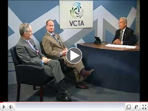 VCTA Cable Reports 2014- James City/York County- Sen.Tommy Norment and Del. Monty Mason