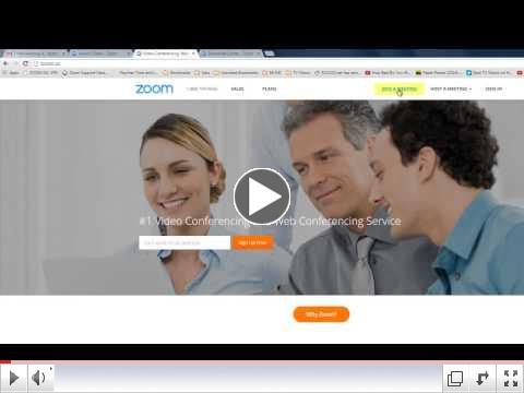 See how to use Zoom