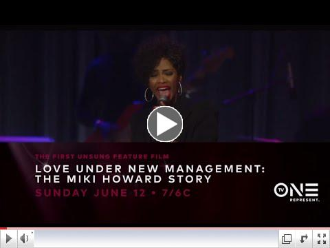 Love Under New Management: The Miki Howard Story - Trailer