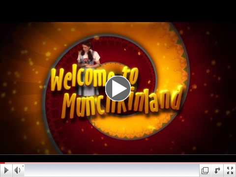 Welcome to Munchkinland - WOZ Pinball