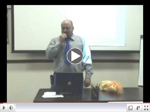 Funny Presentation Training - how many errors can you find?