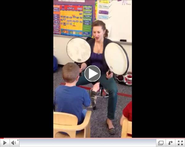 Music Therapy Drums!
