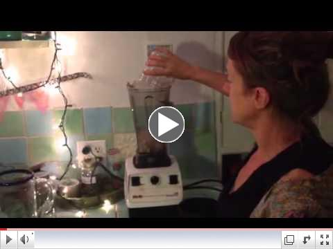 You Can Also Watch My How-To Nut Milk Making Video