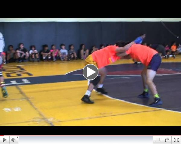 SUMMER 2014 @ WRESTLING PREP UPDATE